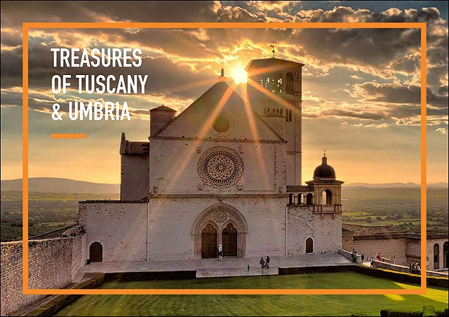[PT_227] TREASURES OF TUSCANY & UMBRIA 8일