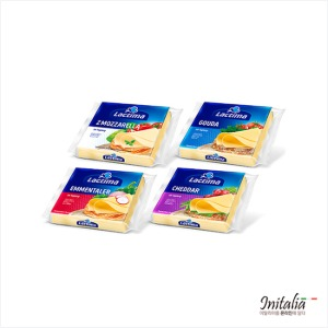 LACTIMA Sliced ​​cheese 130g